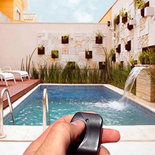 Automação para piscinas
